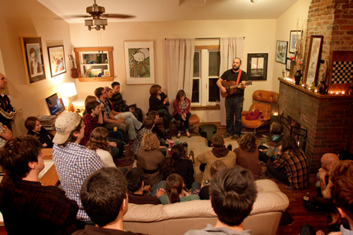 Bazan Living Room Tour April 23 June 2 Undertow Music Collective