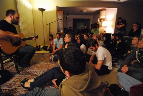 Bazan Living Room Shows: Can You Host A Show? Part 4