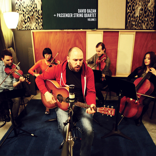 David Bazan + Passenger String Quartet Album U0026 Tour! Part 59