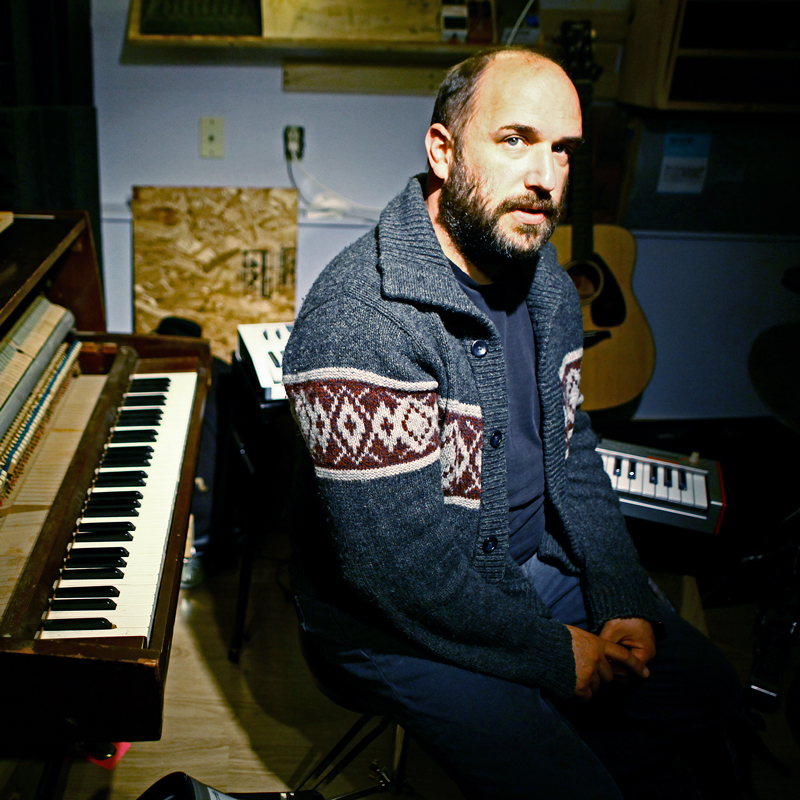 David Bazan / Living Room Tour April Part 17