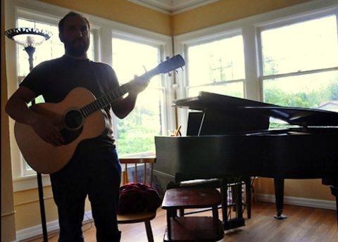 Marvelous David Bazan Solo Shows In May! Part 26